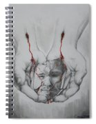 Brokenness Spiral Notebook