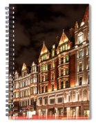 Brompton At Night Spiral Notebook