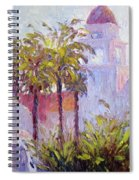 Bronson Mansion Spiral Notebook