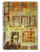 West Side Van Gogh Spiral Notebook