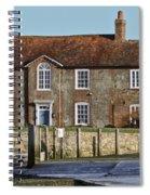Brook House Bosham Spiral Notebook