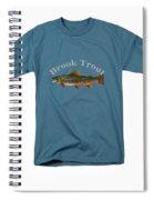 Brook Trout Spiral Notebook