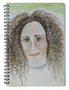 Brooke Spiral Notebook
