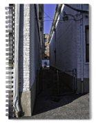 Brooklyn Alleyway Spiral Notebook