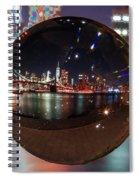 Brooklyn Ball Spiral Notebook