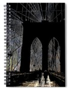 Brooklyn Gateway Spiral Notebook