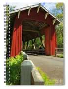 Brookwood Covered Bridge Spiral Notebook