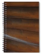 Broom In Waiting Spiral Notebook