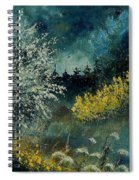 Brooms Shrubs Spiral Notebook