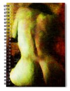 Brothel Seduction Spiral Notebook