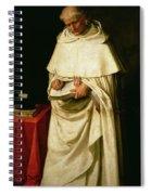 Brother Pedro Machado Spiral Notebook