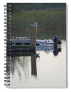 Broward Boat Spiral Notebook