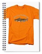Brown Bullhead Spiral Notebook