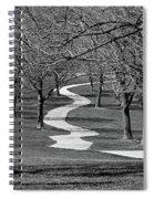 Browndeer Spiral Notebook