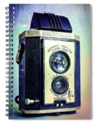 Brownie Reflex Spiral Notebook