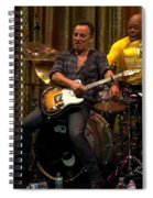 Bruce Springsteen Spiral Notebook