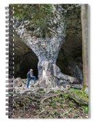 Bruce's Caves Spiral Notebook