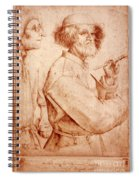 Bruegel: Painter, 1565 Spiral Notebook