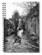 Bruges Bw4 Spiral Notebook