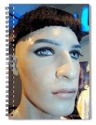 Bruno's Bowl Cut Spiral Notebook