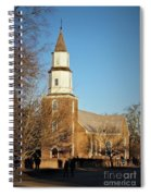 Bruton Parish Episcopal Church Spiral Notebook