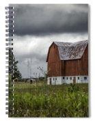 Brutus Barn 2 Spiral Notebook