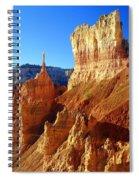 Bryce 4 Spiral Notebook