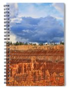 Bryce Canyon 27 - Sunset Point Spiral Notebook