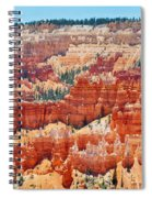 Bryce Canyon Fairyland Point Spiral Notebook