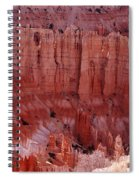 Bryce Canyon Hoodoos Spiral Notebook