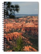 Bryce Canyon II Spiral Notebook