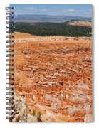 Bryce Canyon Inspiration Point Spiral Notebook