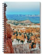 Bryce Canyon Thors Hammer Spiral Notebook