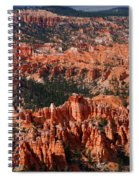 Bryce Canyon Vertical Spiral Notebook