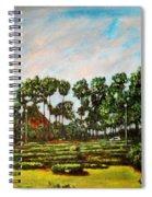 Btm Park Spiral Notebook