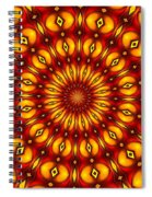 Bubble Clock Spiral Notebook