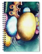 Bubble Frog Spiral Notebook