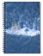 Bubble Lines Spiral Notebook