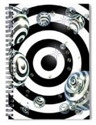 Bubble's Eyes Spiral Notebook