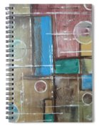 Bubbles In The Air Spiral Notebook