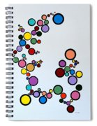 Bubbles2 Spiral Notebook
