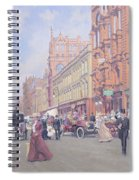 Buchanan Street Spiral Notebook