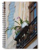 Bucharest 1 Spiral Notebook