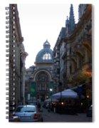 Bucharest 2 Spiral Notebook
