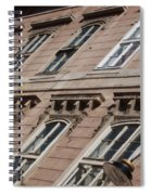 Bucharest 3 Spiral Notebook
