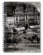 Bucharest - Old Town  Spiral Notebook