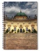 Buchlovice Castle Spiral Notebook