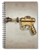 Buck Rogers Ray Gun Spiral Notebook