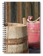 Buckets Spiral Notebook