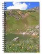 Buckeye Lake 3 Spiral Notebook